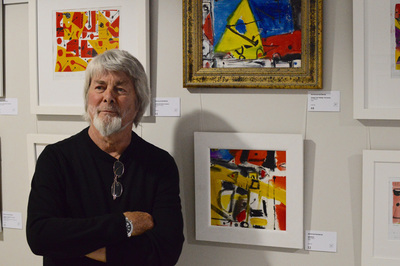 Read more about the article Nicholas Eastwood Art Exhibition: Images from life & music
