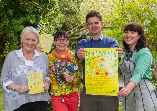 Three Honiton venues work together for Spring Fair