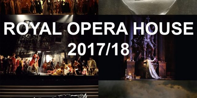 Royal Opera House Live 2017/18 Cinema Season