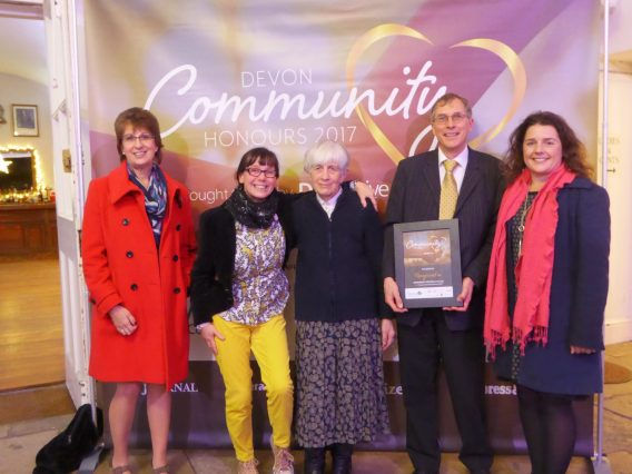 The Beehive awarded 'Community Centre of the Year'