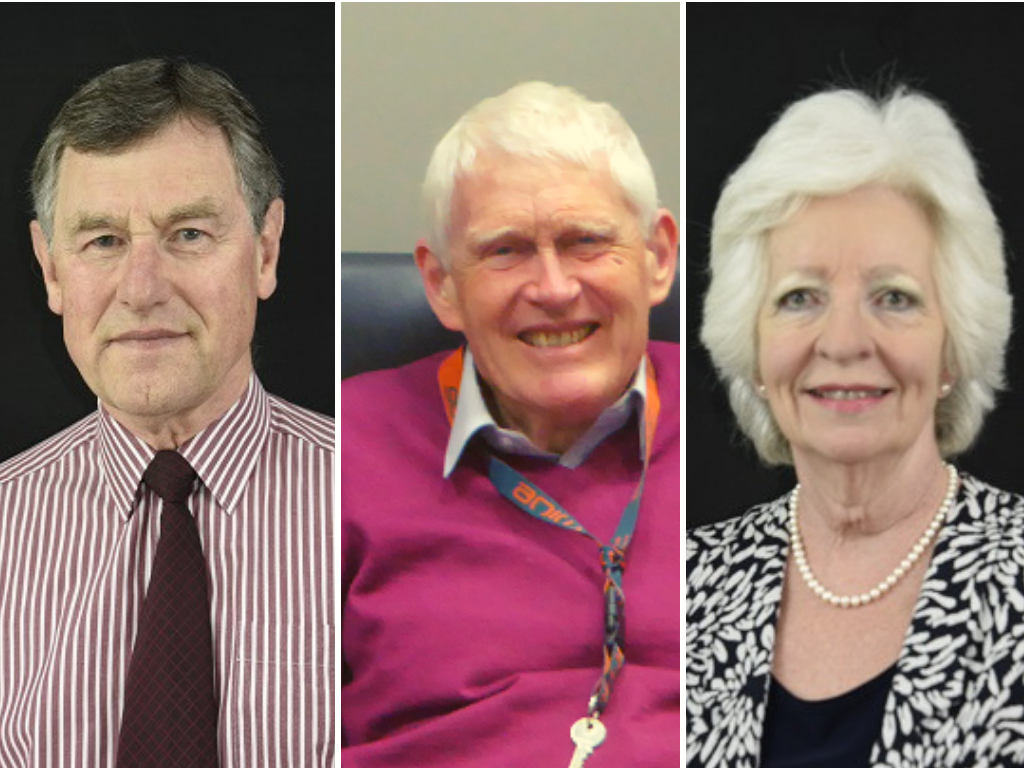 Honiton Community Complex welcomes three new Trustees