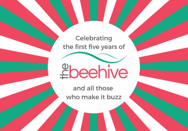 Celebrating 5 Years of The Beehive!