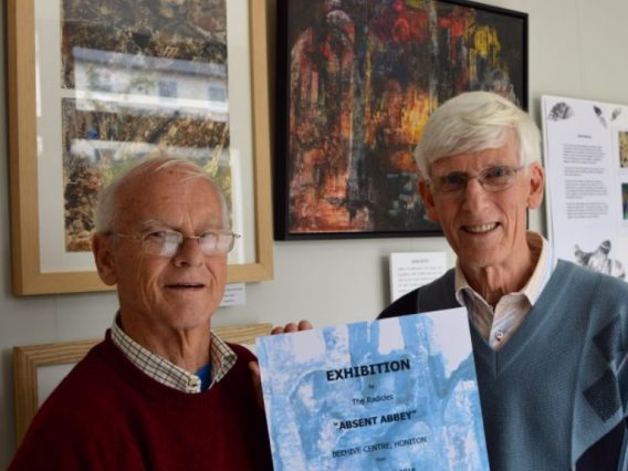 """Read more about the article The Beehive's first Art Exhibition """"Absent Abbey 1201-1549"""""""